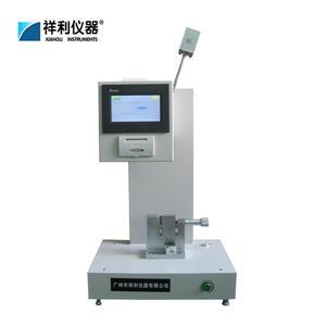 Touch control izod impact testing machine