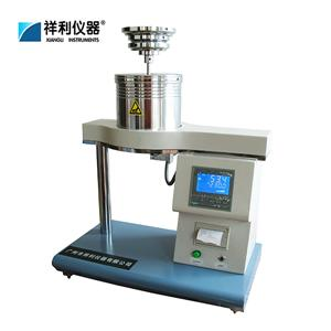 Printed melt flow rate instrument