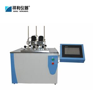 HTD and vicat softening point temperature instrument