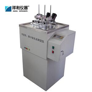 Thermal deformation testing machine