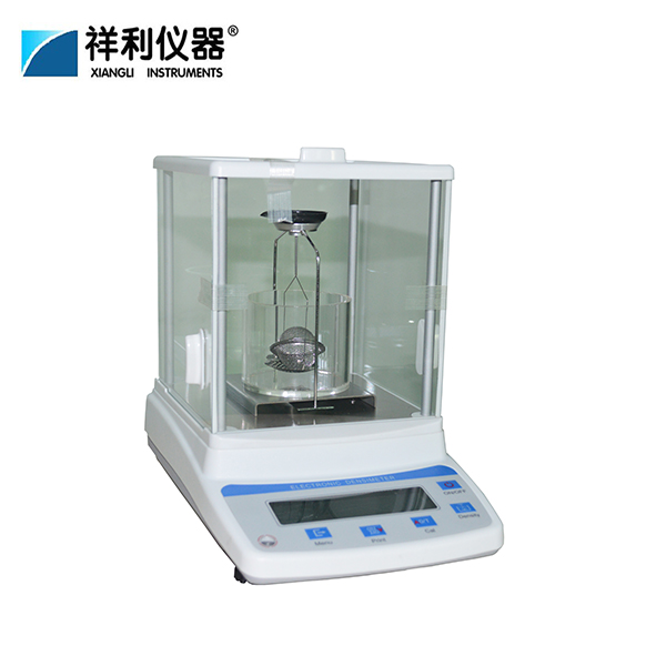Density testing machine