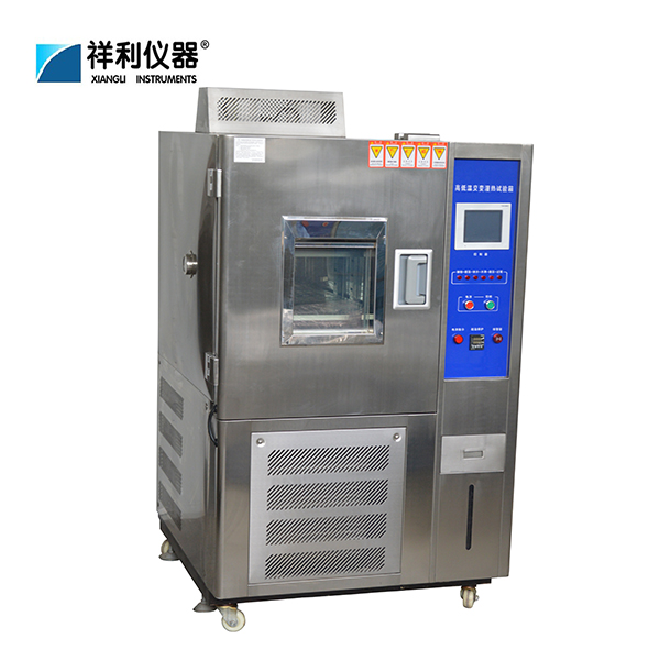 High and low temperature alternation temperature humidity test chamber