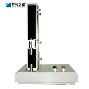 Microcomputer spring testing machine