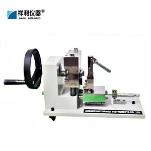 XQZ - 1 Notch sample-making machine