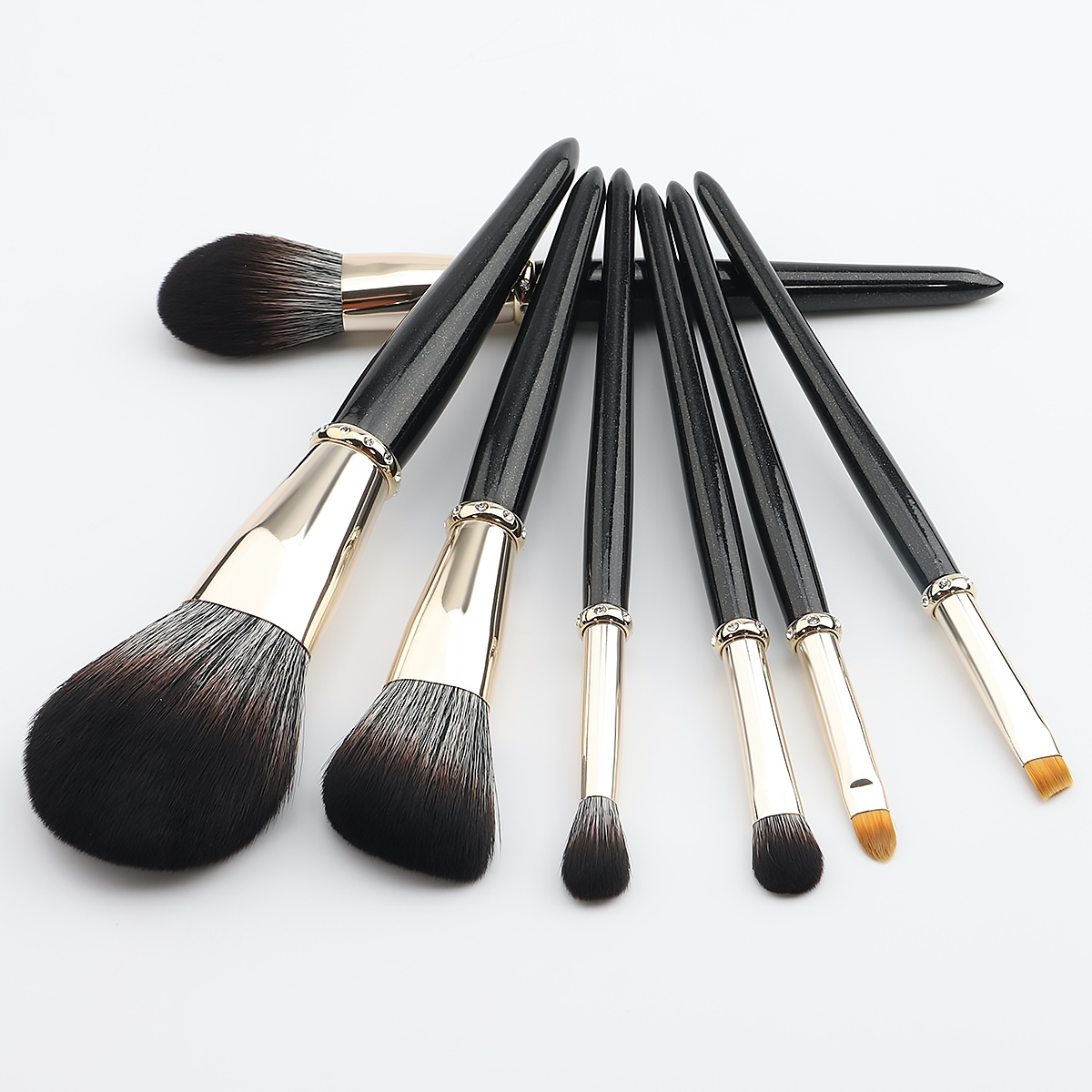 Good Cute Vegan Cosmetic Makeup Brush Set