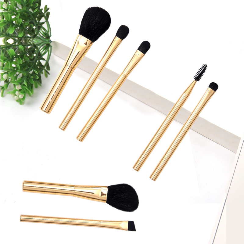 Affordable Round Rose Gold Blending Makeup Brush Set Manufacturers, Affordable Round Rose Gold Blending Makeup Brush Set Factory, Supply Affordable Round Rose Gold Blending Makeup Brush Set