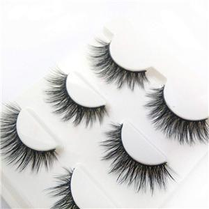 Natural Looking 3D Magnetic Fake Eyelashes