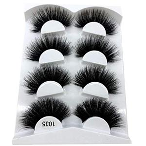 Professional Thick 3D Hair Eyelashes