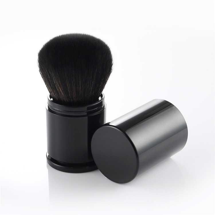 Colorful Synthetic Travel Kabuki Brush