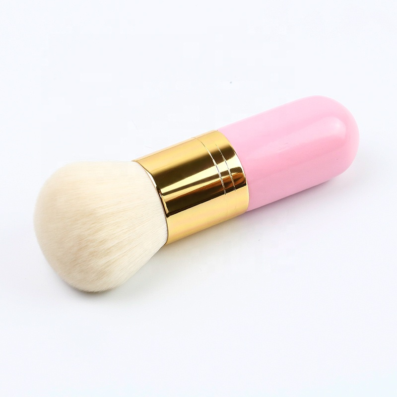 Powder Kabuki Makeup Flat Kabuki Foundation Brushes