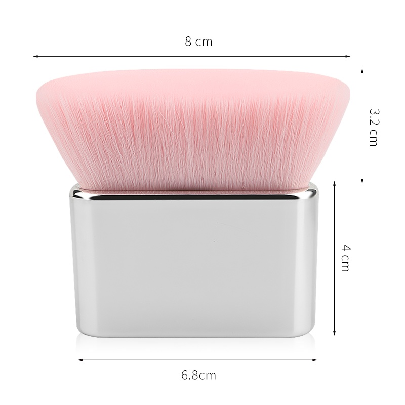 Multifunction Makeup Cream Foundation Kabuki Makeup Brush