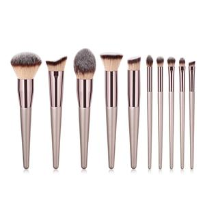 Premium Quality Natural Synthetic Makeup Brushe Sets
