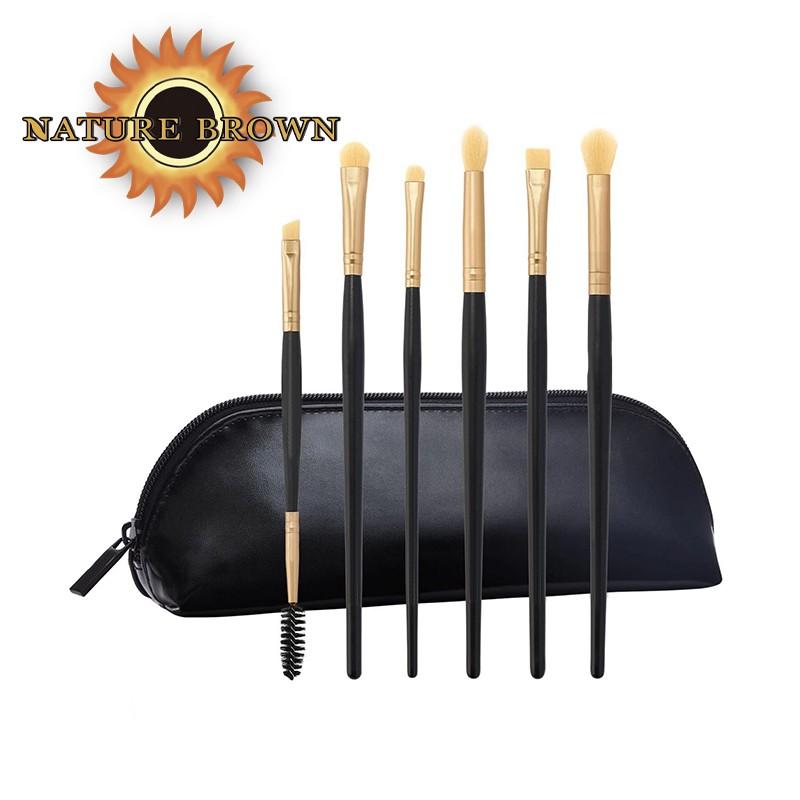 new design portable powder retractable makeup brush
