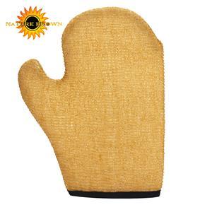 Wholesale turkish hamam gold black 100% silk sisal nylon viscose body wash exfoliating gloves in bulk