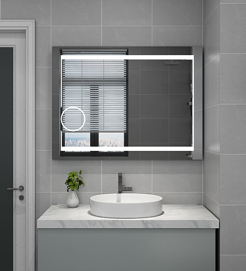 LED Lighted Bathroom Vanity Mirrors