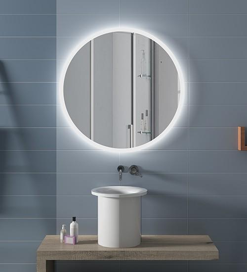 Round Bathroom Mirror Washbasin Toilet Mirror Manufacturers, Round Bathroom Mirror Washbasin Toilet Mirror Factory, Supply Round Bathroom Mirror Washbasin Toilet Mirror