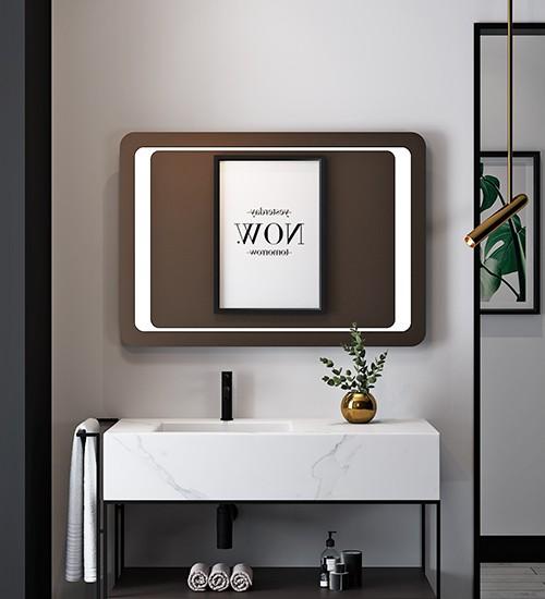 LED Demister Multi-functional Mirror