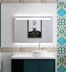 Back Lit Bath Mirror