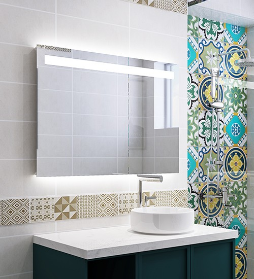 Back Lit Bath Mirror Manufacturers, Back Lit Bath Mirror Factory, Supply Back Lit Bath Mirror