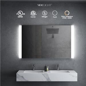 luxury commercial bathroom mirrors