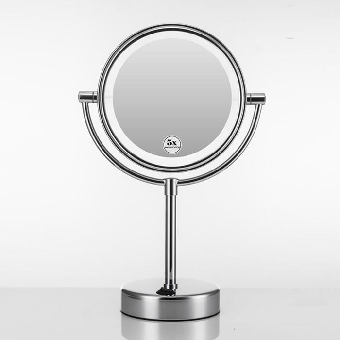 Desktop Magnifying Makeup Mirror