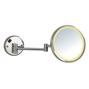 Single Sided Round Extending Makeup Mirror