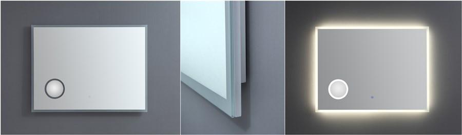 LED Backlit Mirror