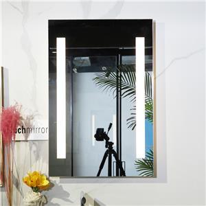 Hotel Bathroom LED Lighted Wall Vanity Mirror