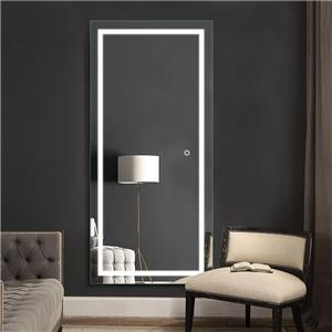 LED Lighted Dressing Room Mirrors