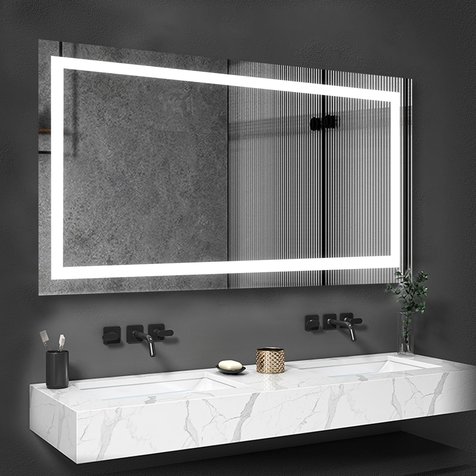 LED Vanity Bathroom Wall Mirror Factory