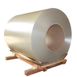 Bobines en aluminium enduites de couleur pour Acp