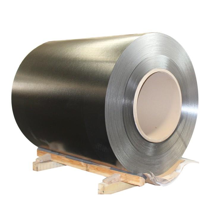 Bobina de alumínio em estuque ou diamante em relevo