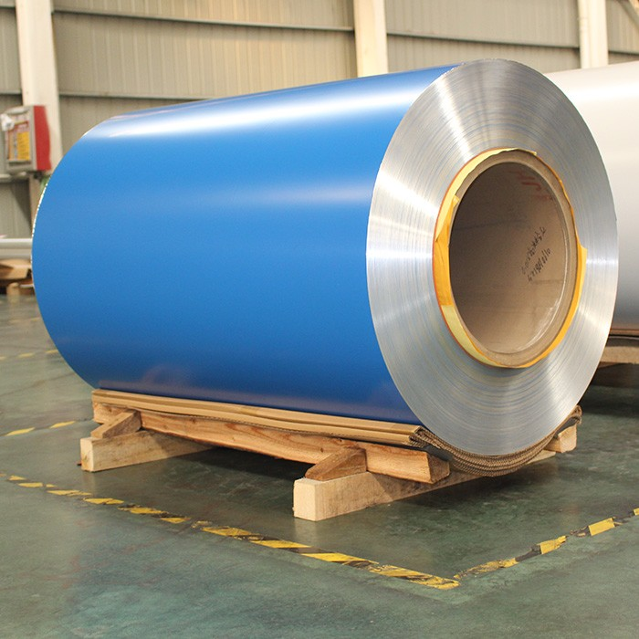 Aluminum Foil Coil Coated For Acp