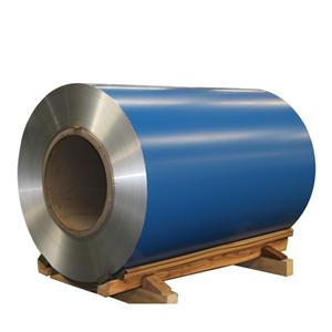 Color Coated Aluminum Roofing Coil Roll