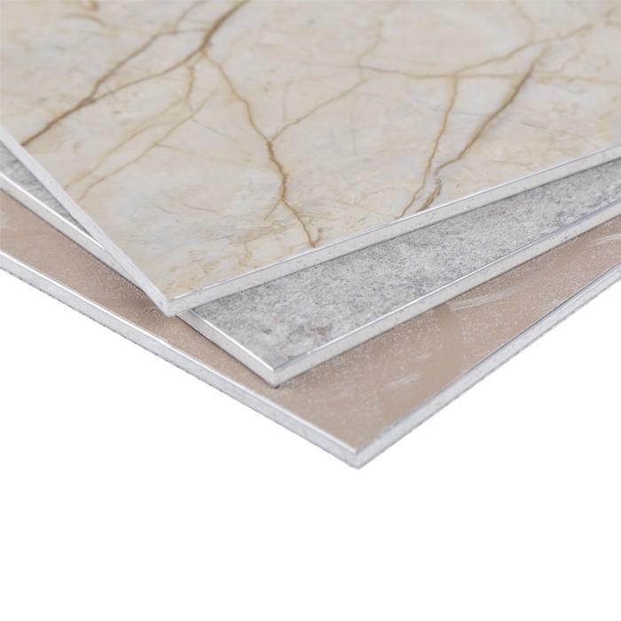 Panneau composite aluminium PTT PVC PET