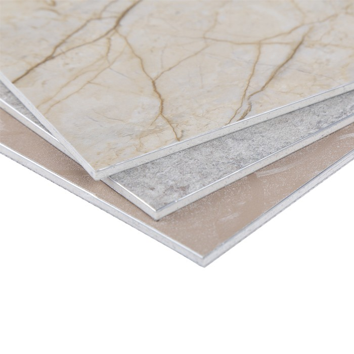 PTT PVC PET Aluminum Composite Panel