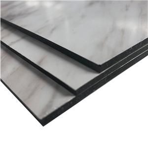 Stone Exterior Wall Cladding Material ACP Sheet