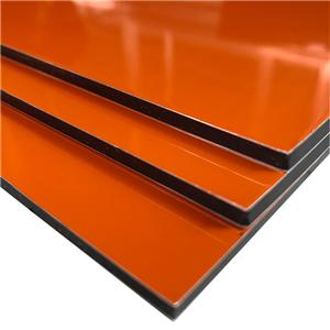 Unbreakable ACM Panel For Exterior Wall Decoration