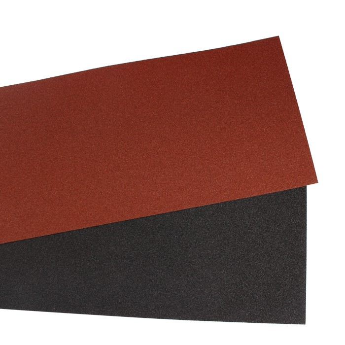 Flat Sheet Stone Chips Coated Roof Tile Accessaries