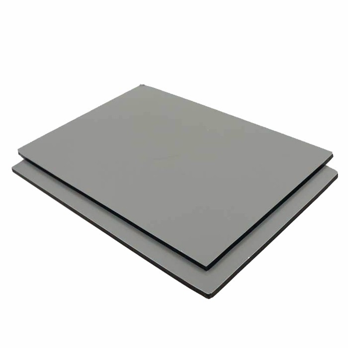 ألواح PVDF ACP ألومنيوم للجدار الخارجي
