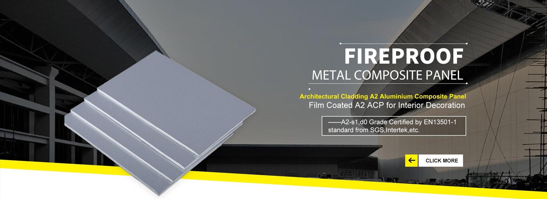 A2 Aluminium Composite Panel