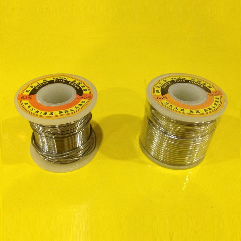 Rosin Core Solder Wire para sa Electrical Soldering
