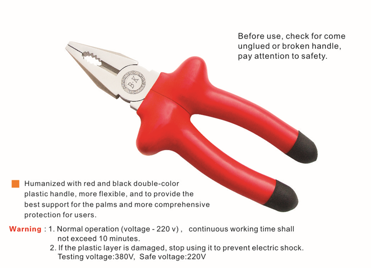 Insulated Plier