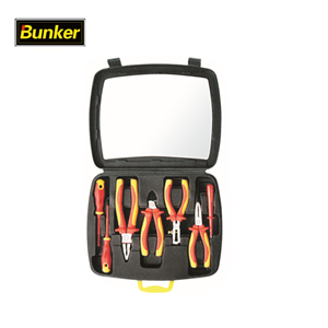 8PCS VDE Insulated pliers set