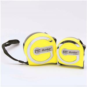 G17 Retractable Tape Sukatin 5m * 25mm Thumb Lock Metric Govern