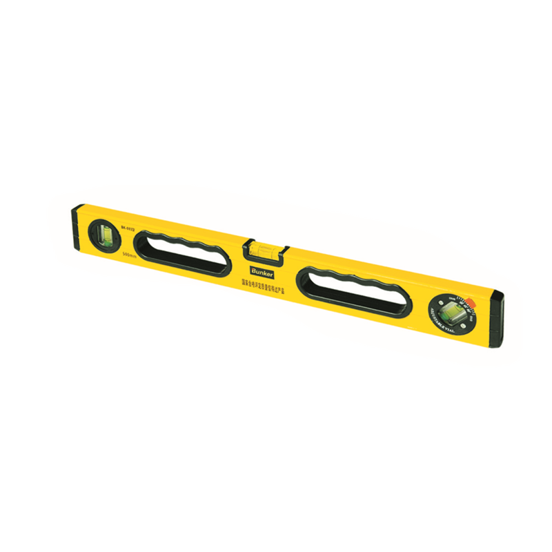 983 Type Spirit Aluminum Level With Two Bubbles