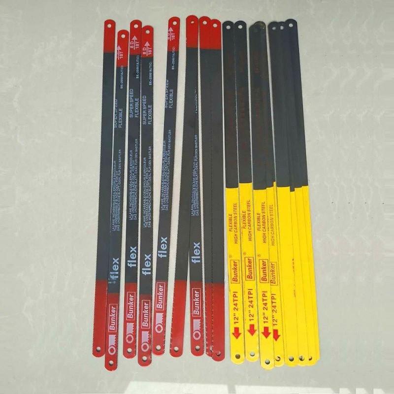 HSS Bi-metal Hacksaw Blades