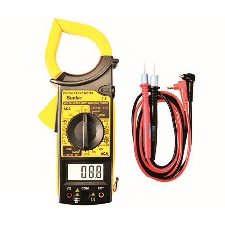 Digital Clamp Meter Manufacture Hot sale Digital multimeter
