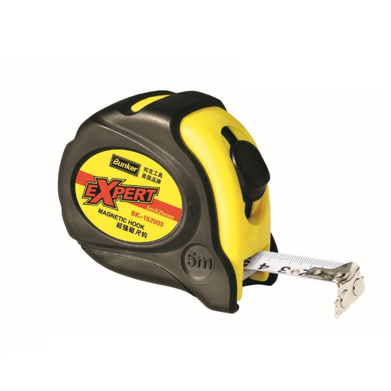Магнітна стрічка 7,5 м. Виміряйте корпус ABS та гумову оболонку