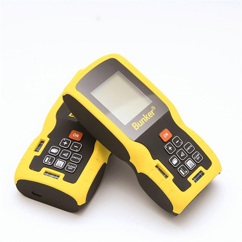 Електричний вимірювач відстані лазера 40м / 60м / 100м / 120м